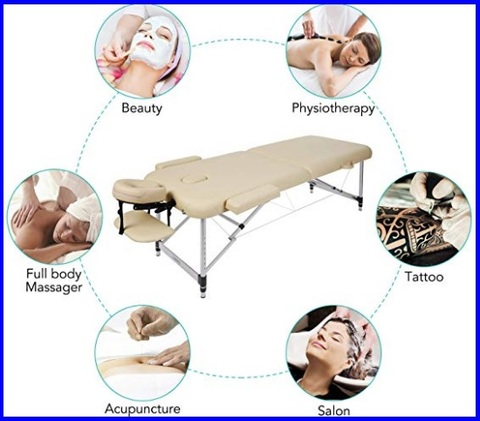 Lettini Per Fisioterapia Professionali Deluxe