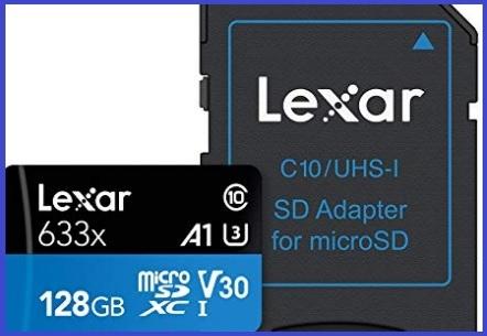 Lexar 128 Gb Micro Sd