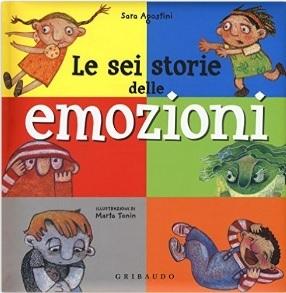 Il libro delle emozioni per bimbi