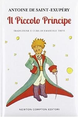 Il piccolo principe famoso libro per bambini