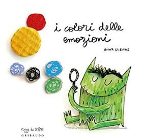 I colori delle emozioni libro per bambini