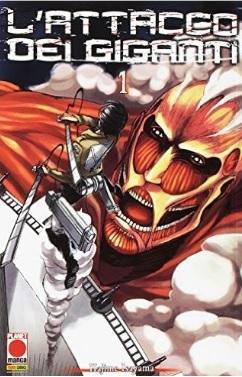 L'attacco Dei Giganti Tra I Migliori Manga Del Momento