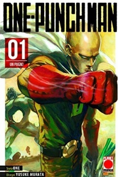 One punch man manga volume 1