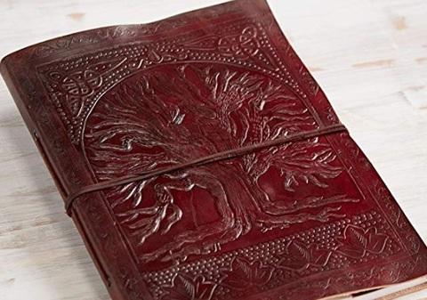 Libri antichi originali portafoto
