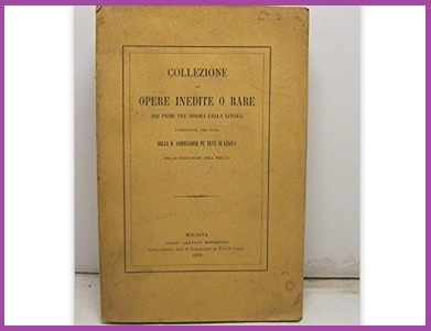 Libri antichi da collezione