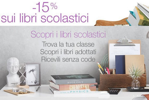 Libri scolastici per la seconda media venezia
