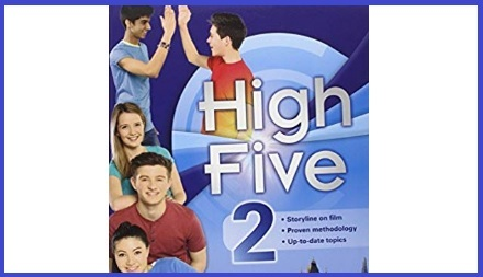 Libri scolastici medie inglese high five