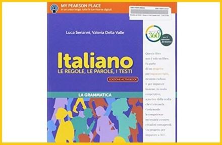 Libri scolastici prima media italiano