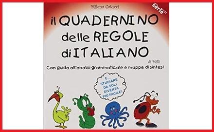 Libri scolastici primaria italiano