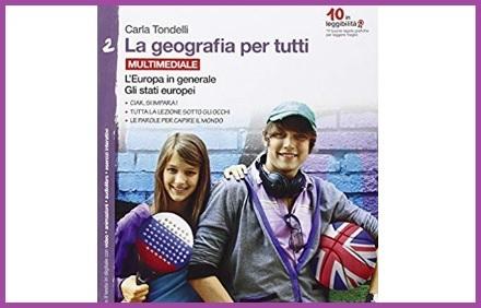 Libri scuola media geografia