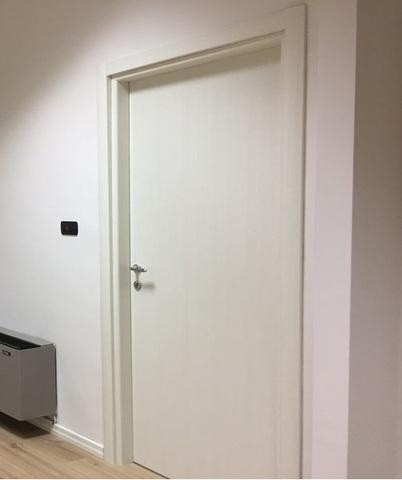 Porta Interna In Laminato Di Rovere