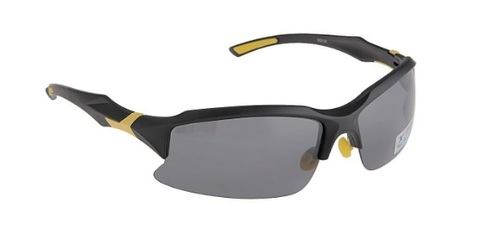 Occhiali sportivi con lenti polarizzate per sci