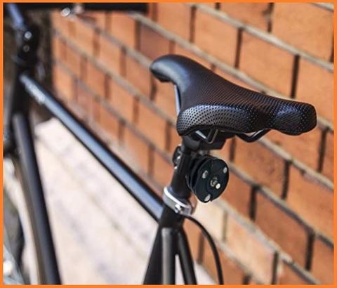 Lucchetto bici pieghevole