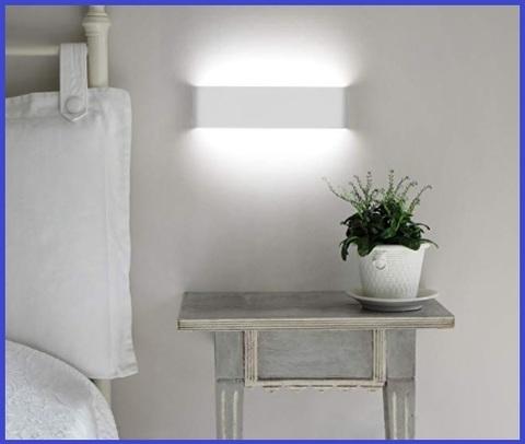 Lampada da muro luce applique