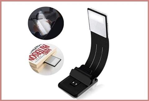 Luce per lettura kindle portatile