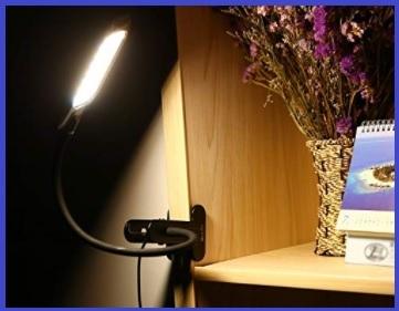 Luce Per Lettura Ricaricabile Luminosità