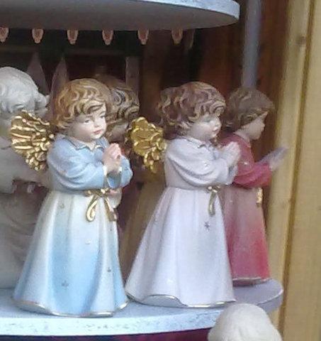 Carillon con angeli buoni
