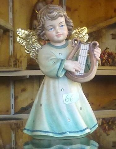 Foto di angeli che suonano strumenti