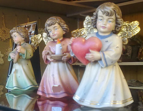 Foto di angeli custodi
