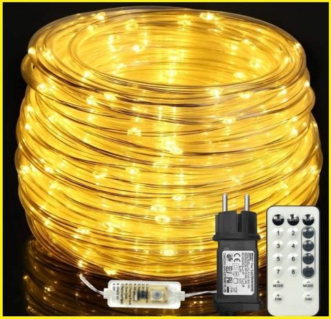 Luce Di Natale Tubo