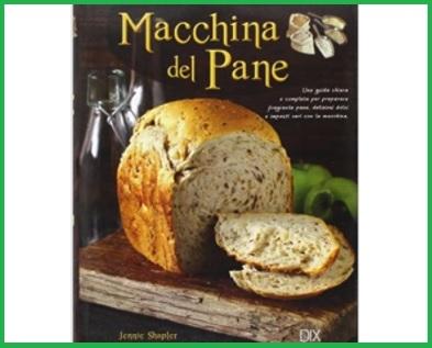 Libri macchina pane