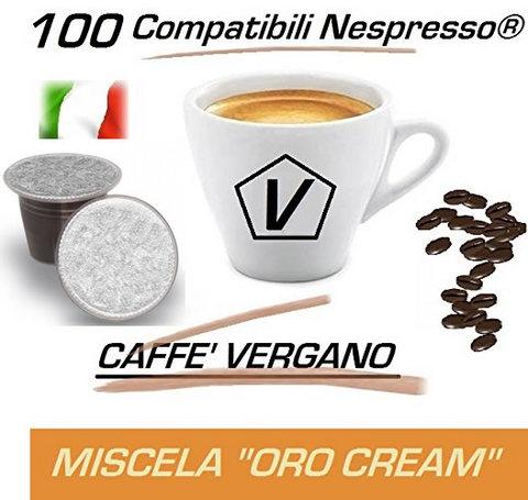 Capsule Compatibili Nespresso Caffè Espresso Forte  Granbar