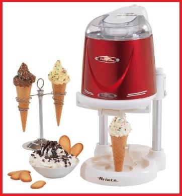 Macchine automatiche per gelato con cono