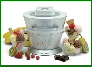 Macchina per fare il gelato ariete