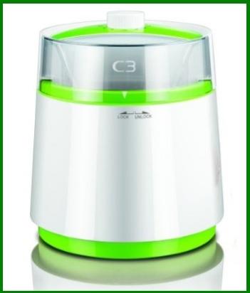 Macchine gelato domestiche dal design moderno