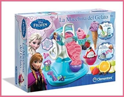 Macchina Gelato Frozen Clementoni