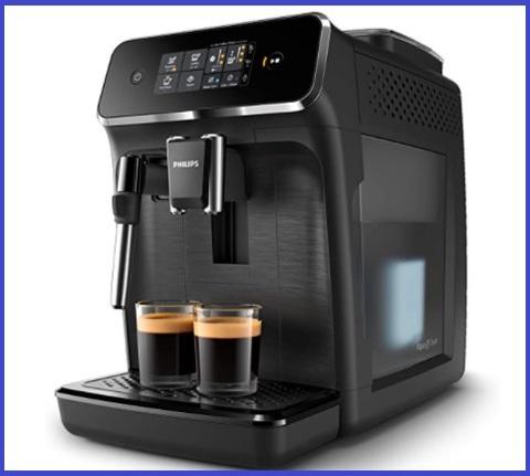 Macchina Caffè Grani