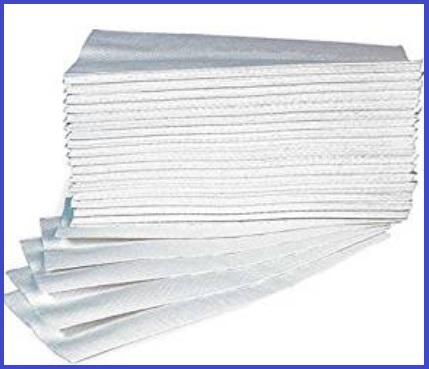 Asciugamani carta monouso dispenser