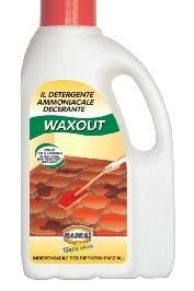 Waxout decerante detergente professionale