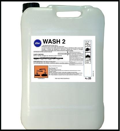 Detergenti wash industriale