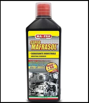 Detergenza prodotto industriale