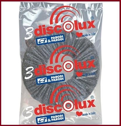 Dischi lana d'acciaio per ricambi