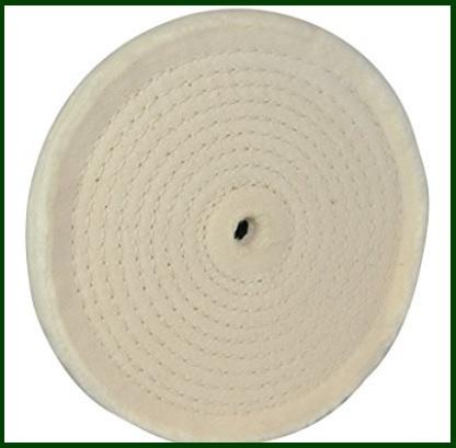 Disco in cotone per lucidature