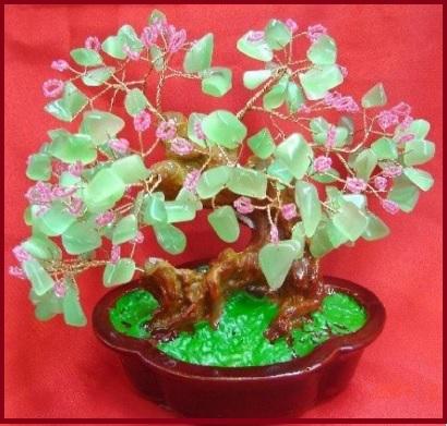 Artigianato alberi feng shui