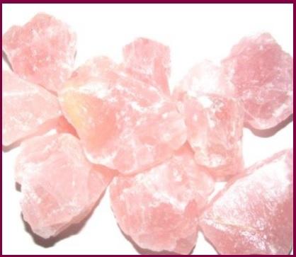 Quarzo rosa