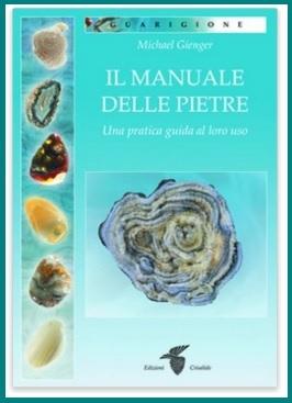 Libro delle pietre utile per cristalloterapia