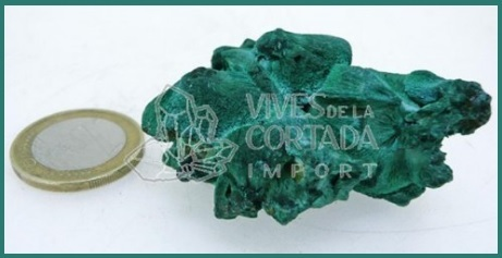 Malachite Grezza E Le Sue Proprietà