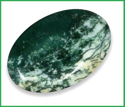 Agata muschiata pietra