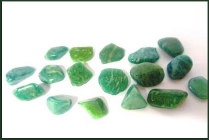 Amazzonite pietra proprietà