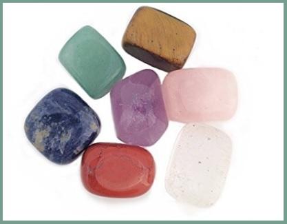 Chakra pietre da collezionare