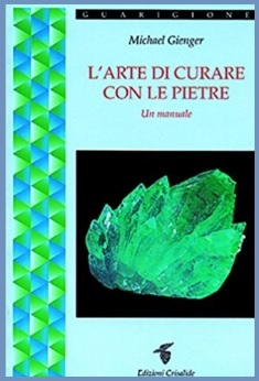 Libri pietre e cristalli arte