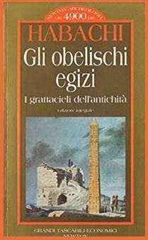 Obelischi e piramidi libri