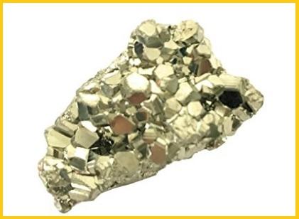 Pirite Minerale Cristalloterapia