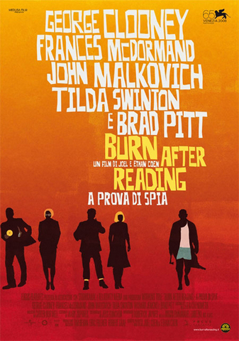 Burn After Reading Film