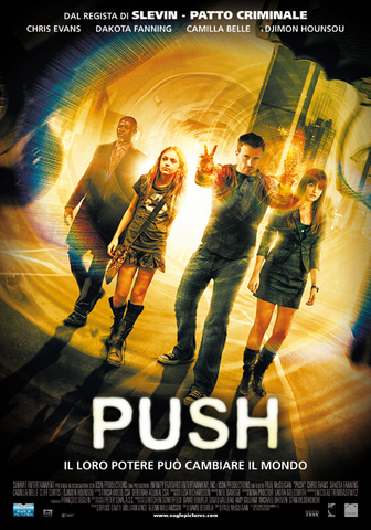 Push Dvd Noleggio