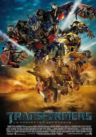 Transformers: la vendetta del caduto